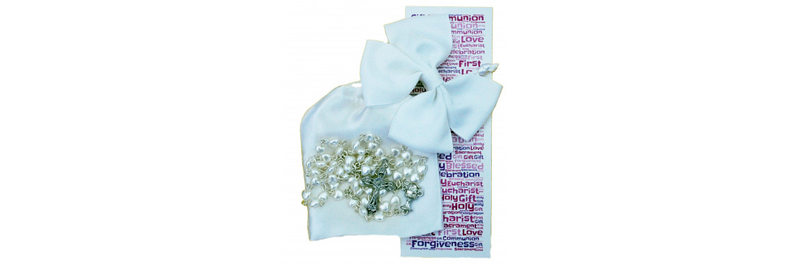 Gorgeous Girls First Communion Gift Set